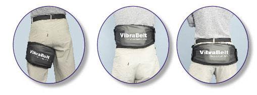 vibračný pás