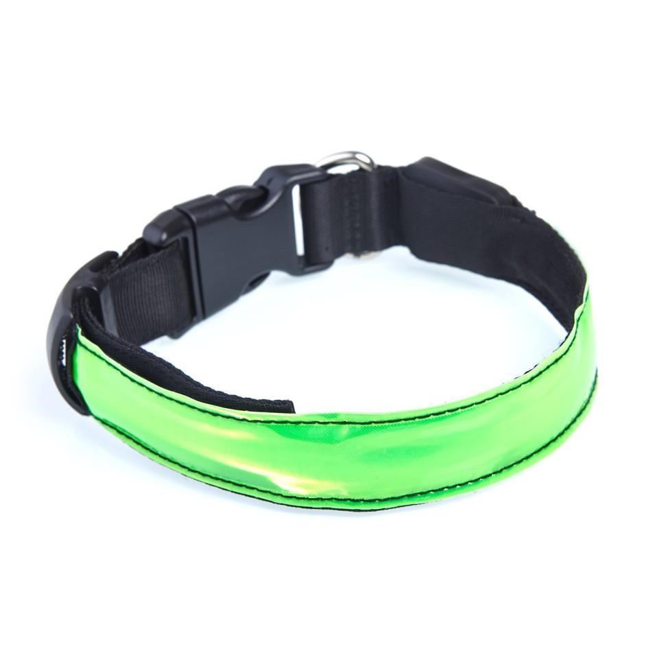 ProPet Reflexný LED obojok pre psy