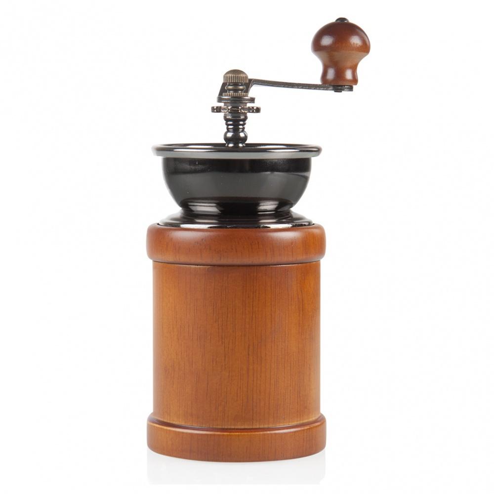 De Gusto Drevený mlynček na kávu dub BRAZILIA