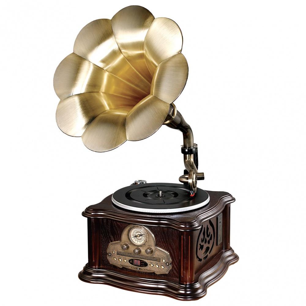 Platinium Retro gramofón s CD RP-013C