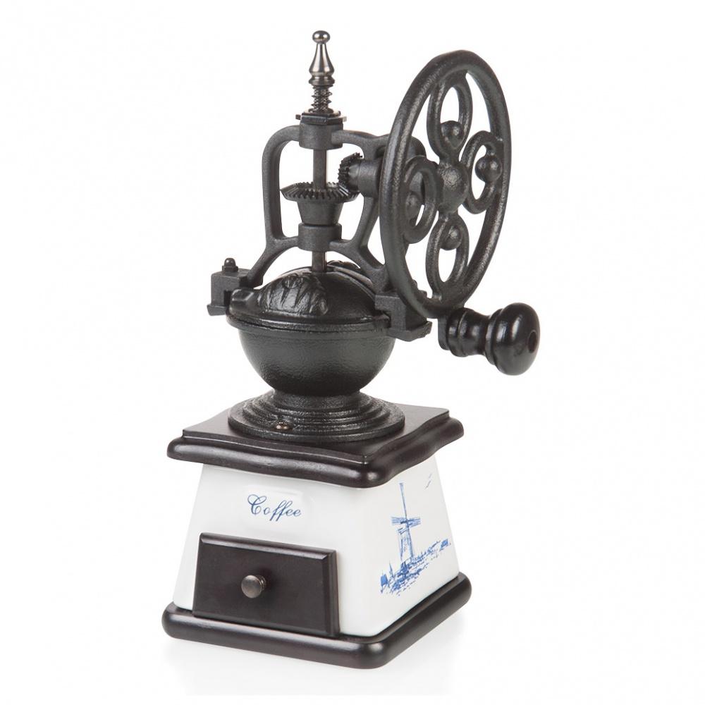 De Gusto Porcelánový mlynček na kávu ARABICA