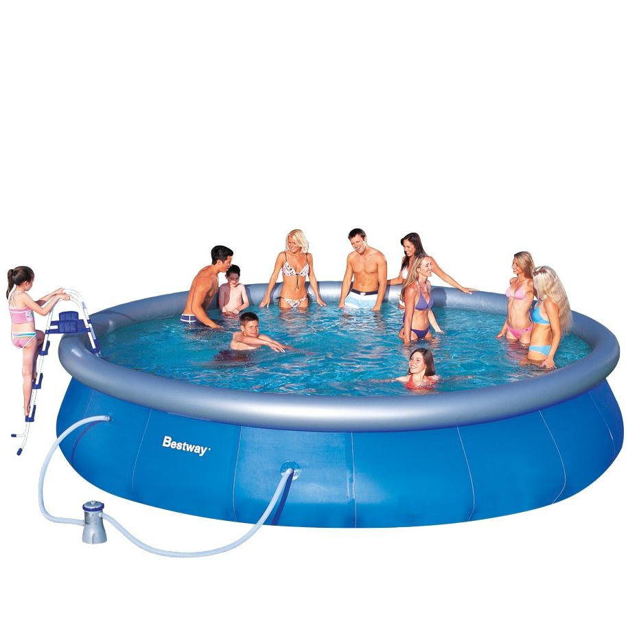 Bestway bazén Fast Set 5,49 x 1,07 m - 57088