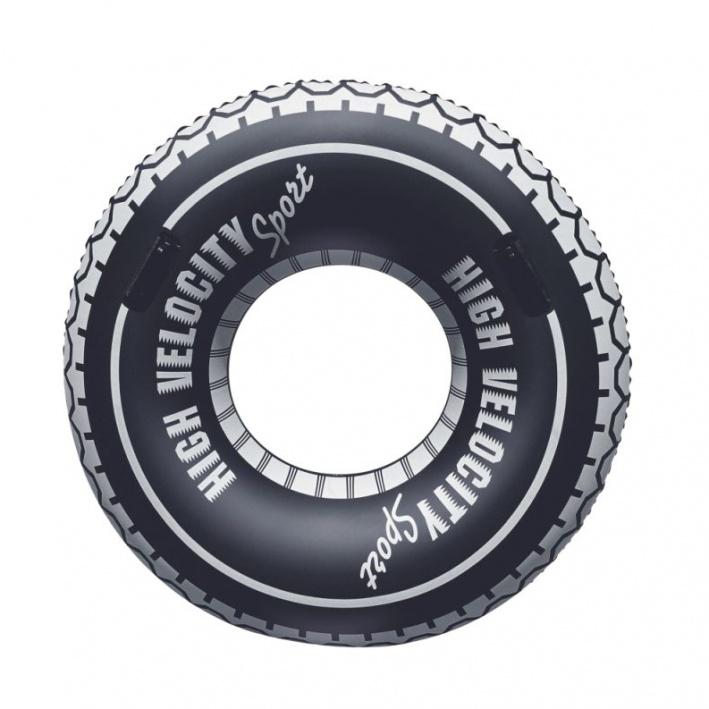 BESTWAY 36102 Nafukovací kruh Pneumatika 119 cm