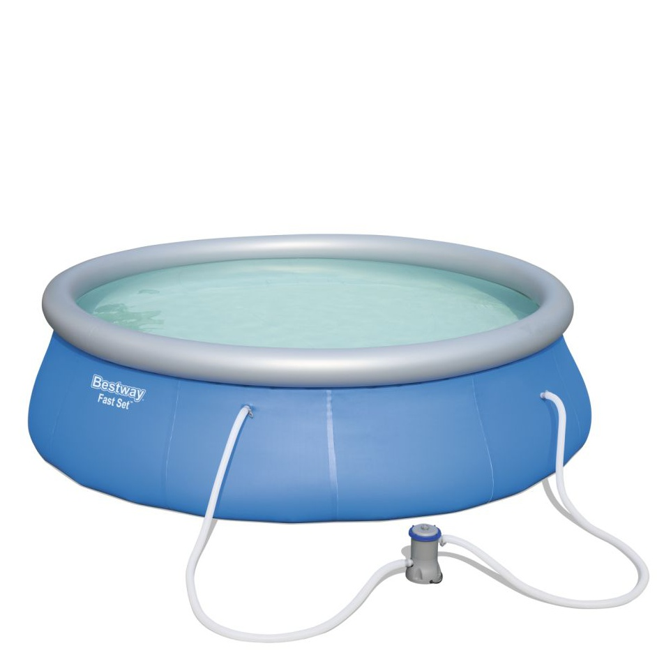 Bestway bazén Fast Set 3,96 x 0,84 m - 57321