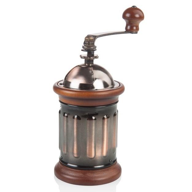 De Gusto Kovový mlynček na kávu COLUMBIA