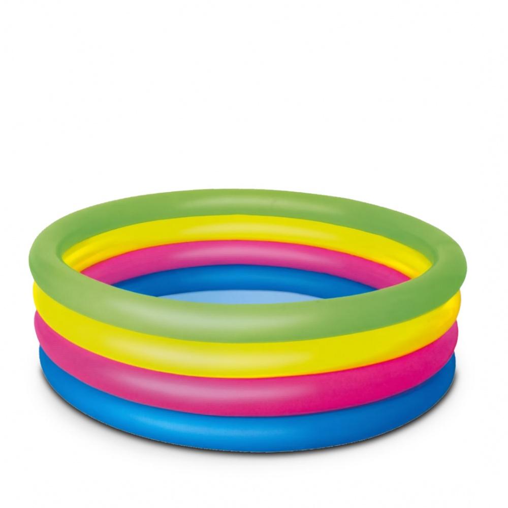 BESTWAY 51117 Bazén kruhový PLAY POOL 157 x 46 cm