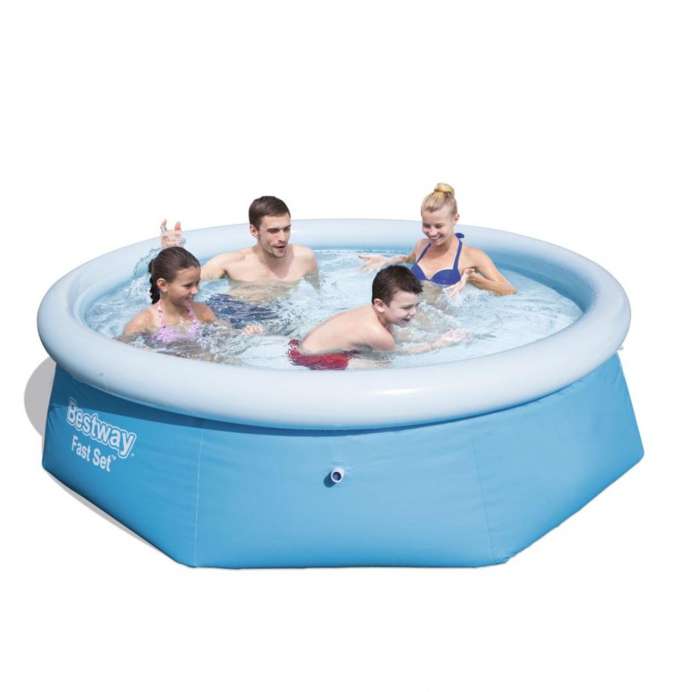 Bestway bazén Fast Set 2,44 x 0,66 m - 57265