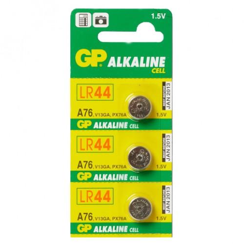 GP Batéria alkalická A76 5 ks